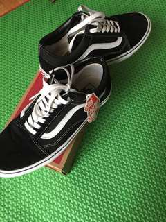 Vans Old Skool Classic Black & White