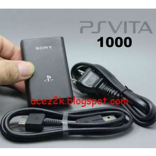[BN] Official SONY PS Vita PSV 1000 AC Adapter PCH-ZAC1 (Brand New)