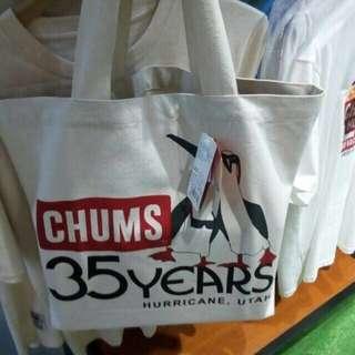 CHUMS帆布收納包