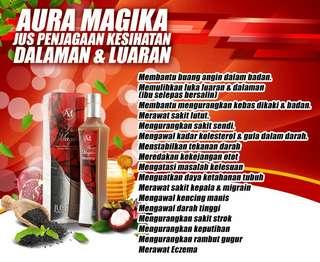 Health Supplement Aura Magika