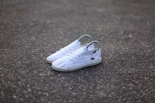 Lacoste, Sneakers in White