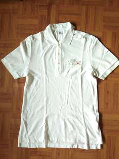 Polo shirts lacoste big logo