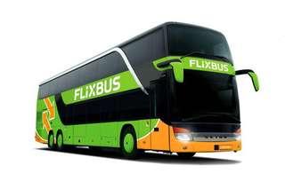 Flixbus 3euro discount coupon