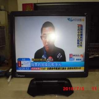 "Optiquest Q7 17"" LCD Monitor 電腦螢幕VGA (可當監視器螢幕)"