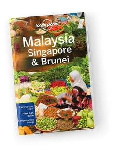 Lonely Planet Malaysia, Singapore & Brunei travel guide