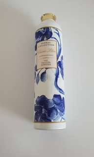 Silky talcum powder (China Blue)