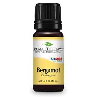 Plant Therapy Bergamot Essential Oil 10 mL