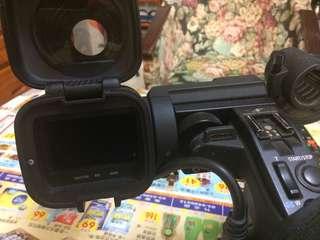 🚚 Canon XL-H1 HDV