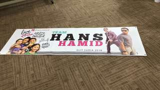 Banner printing (CHEAP, urgent printing with no urgent fees)