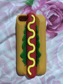 Hotdog iPhone 5 case