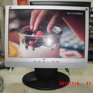 ViewSonic 19吋寬液晶螢幕 VA1912W
