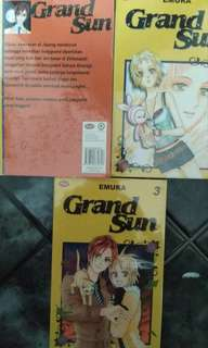 Komik Emura - Grand Sun 1-3 End