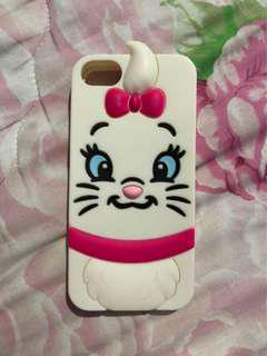marie the cat iphone 5 case
