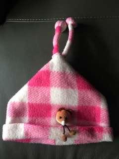 Baby Beanie wool material