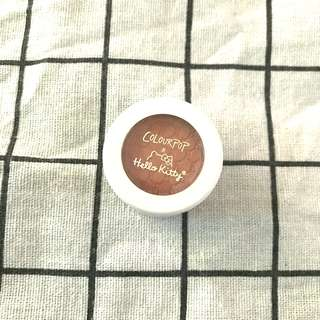 Colourpop x Hello Kitty super shock shadow in Small Gift 💕
