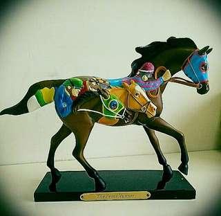 Derby Wooden Handmade Horse