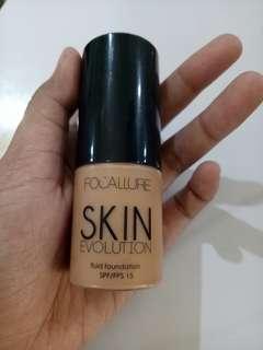 Focallure skin evolution