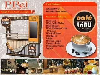 Cafe Tribu Franchise