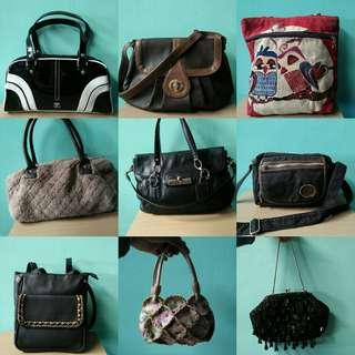 Handbag preloved murah²