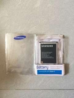 三星 Samsung Note2 電池