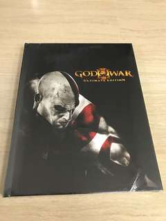 BradyGames Signature Series Guide PS3 God Of War 3 Ultimate Edition
