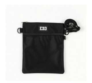 (PO CLOSED ELYXION DOT) EXO Mesh Bag