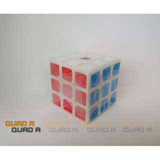 Moyu Mini Weilong 3x3 Stickered Cube