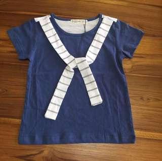 🚚 短袖造型上衣