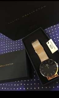 Daniel Wellington全新手錶