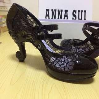 Anna Sui 女神鞋 (日本碼22.0)