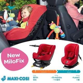Maxi-Cosi MiloFix (ISOFIX)