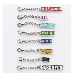 (PO CLOSED ELYXION DOT) EXO Member Charm