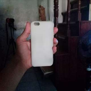 Iphone 6/s White Thick Case