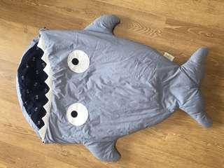 Babybites鯊魚睡袋