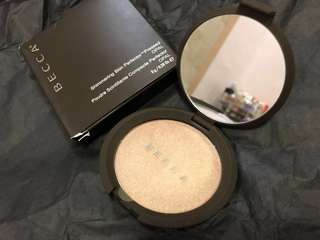 BRAND NEW Becca Shimmering Skin Perfector Pressed Highlighter in Opal