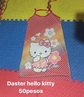 Pambahay hello kitty daster