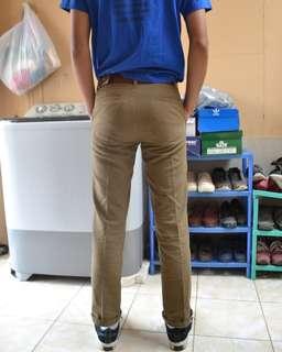 pre order chino pants bahan adem mantap