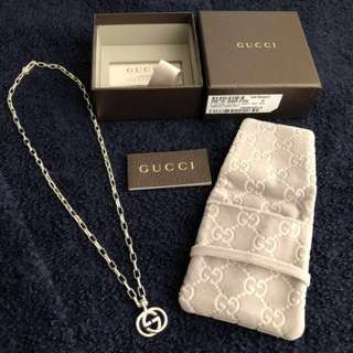 100% New and real Gucci Necklace