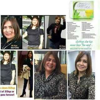 PREMIERE GREENTEA SLIMMING AND CLEANSING