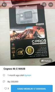 Reprice! Action camera Cognos