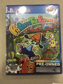 Playstation 4 Parappa The Rapper (Used)