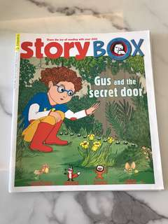 Story Box- Gus and the Secret Door