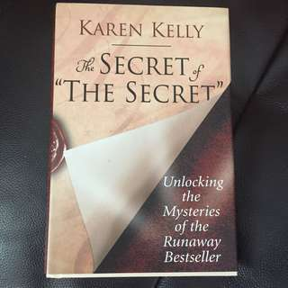 The secret of the secret book - karen kelly