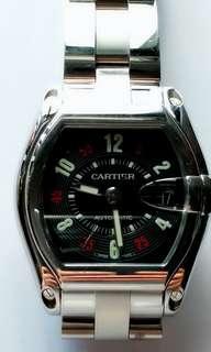 Cartier Roadster中裝自動表