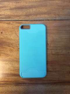 Phone case with card slot
