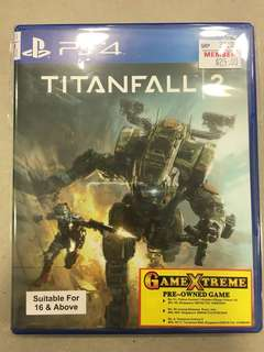 Playstation 4 Titanfall 2 (Used)