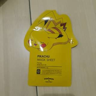 Tony Moly Sheet Mask Pokemon