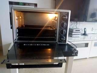 Cornell electric oven Ceo-E36sl