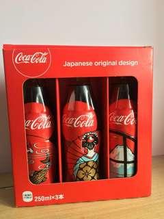 日本可口可樂130週年限定可樂