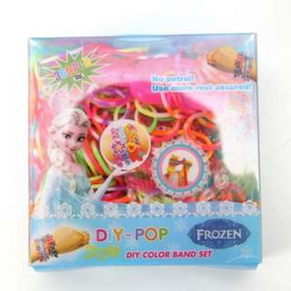 FROZEN DIY-POP Style DIY Color Band Set Frozen Style
